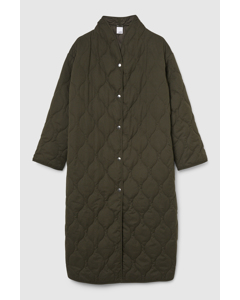 Halley Quilted Coat