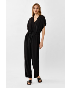 Minna Long Jumpsuit Black