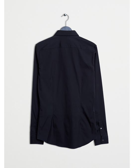Gucci Stretched Feu Business Shirt Black