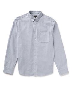 Mvp Ellsworth Oxford Stripe Shirt - Indigo
