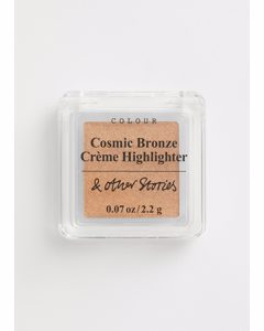 Creme Highlighter Cosmic Bronze