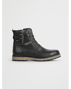 Boots Buckle Black