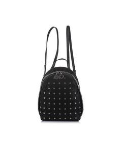 Stella Mccartney Falabella Star Backpack Black
