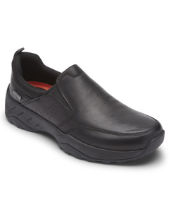 Xcs Spruce Peak Slipon Black Lea