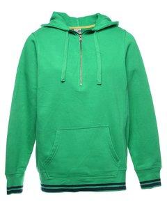 Champion Plain Green Sweatshirt
