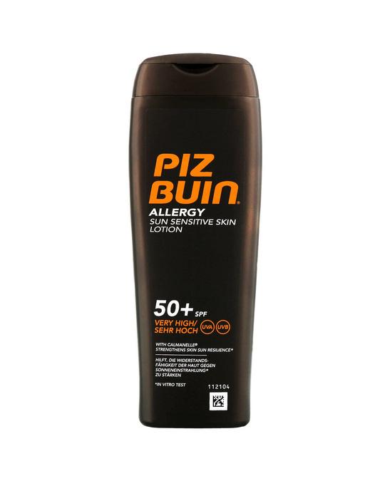 PIZ BUIN Piz Buin Allergy Sun Sensitive Skin Lotion Spf 50+ 200ml