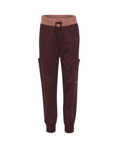 Note Pants Bordo