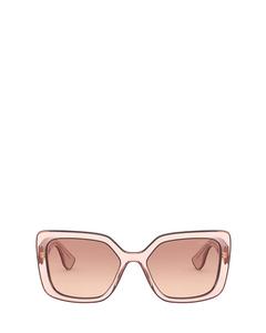 MU 09VS pink transparent Sonnenbrillen