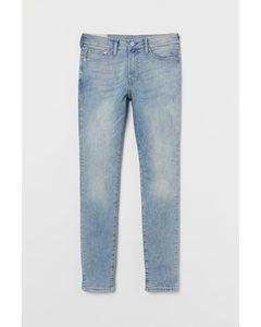 Freefit® Skinny Jeans Hellblau