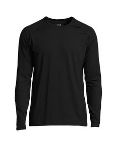 M Essential Long Sleeve Black