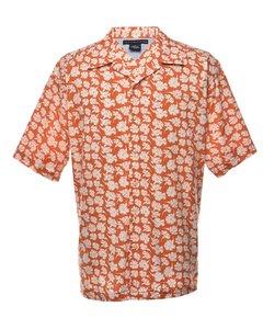 2000s Tommy Hilfiger Hawaiian Shirt