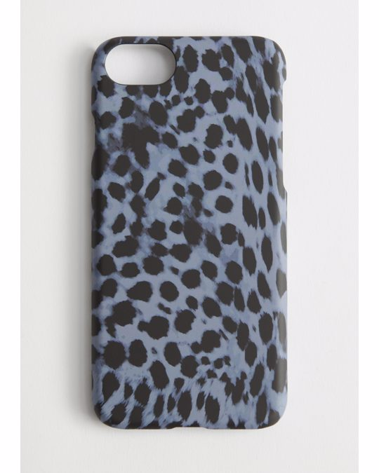 & Other Stories Leopard Print Iphone Case Iphone 6 7 8