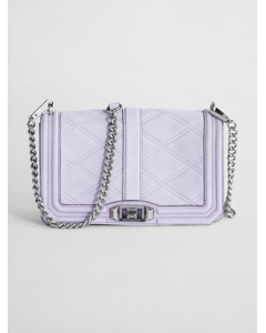 Love Crossbody Hb Antique Silver