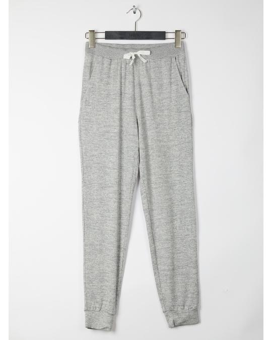 H&M Fine-knit Joggers Grey