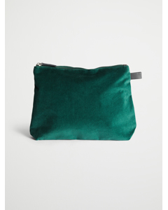 Velvet Green Cosmetic Medium Petrol