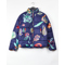 Aw18 Chambers Puffer Jacket W. All Over Print - Multi