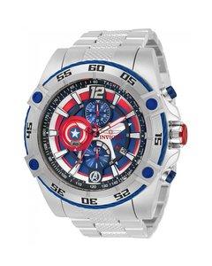 Invicta Marvel - Captain America 32501 Herrenuhr - 52mm