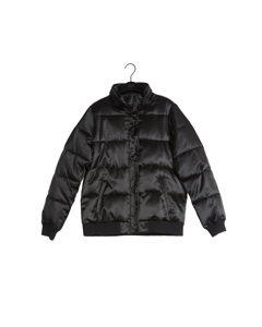 Clara Padded Jacket Black