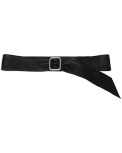 Sdlr Belt Female     Black