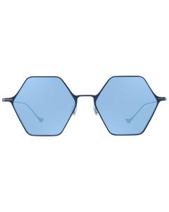 Yohji Yamamoto Mint Unisex Blue Sunglasses Yy7035 53609 53-16-140 Mm