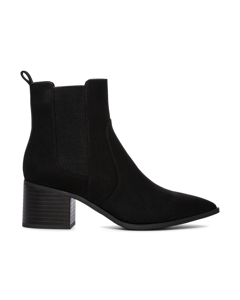 Xit Ankle Boot Svart