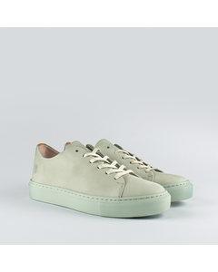 Less W Nubuck Shoe Light Green