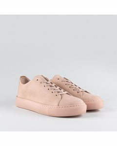 Less W Nubuck Shoe Pink