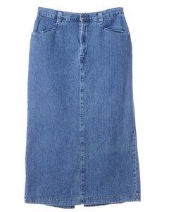 1990s Lee Midi Skirt