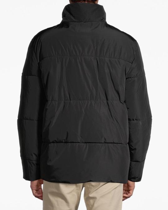 H&M Padded Jacket Black