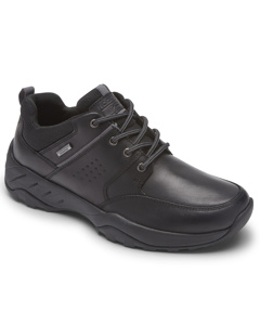 Xcs Spruce Peak Lace Up Black Lea