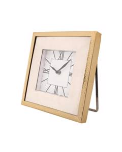 Table Clock Moments 225 gold