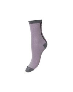 Shimmer Pasha Sock Keepsake Lilac