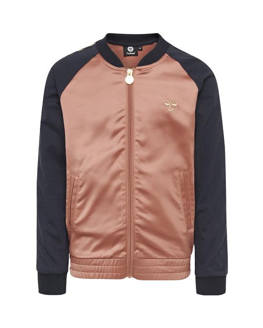 Hummel Irma Zip Jacket Pink