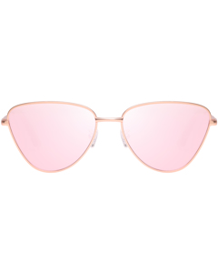Echo Matte Rose Gold W/ Pink Tint Mirror Lens (cat. 1)