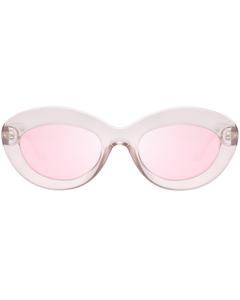 Fluxus Shadow W/ Pink Tint Mirror Lens