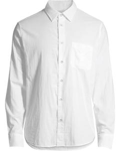 Standard Issue Beach Shirt White