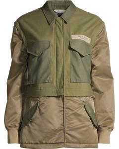 Modular Field Jacket Dark Olive