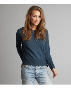 Miss Soft Sweater Dark Blue