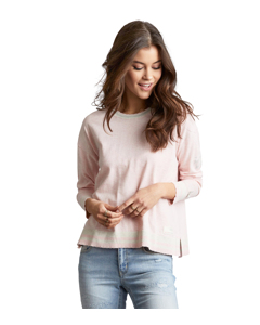 Hoower Sweater Soft Rose