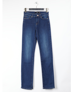 Jeans Blue Solid
