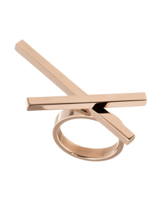 Elkin Ring Rose Gold