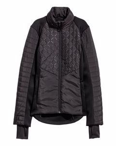 Sport Padded Jacket Black