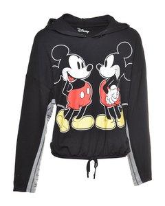 2000s Disney Hooded Cartoon Sweatshirt