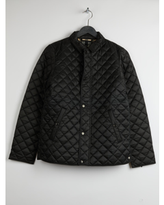 Luke Quilted 100 Grammi Jacket Black