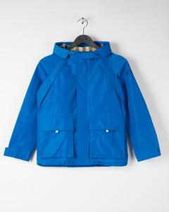 Yately Jacket Azure Blue