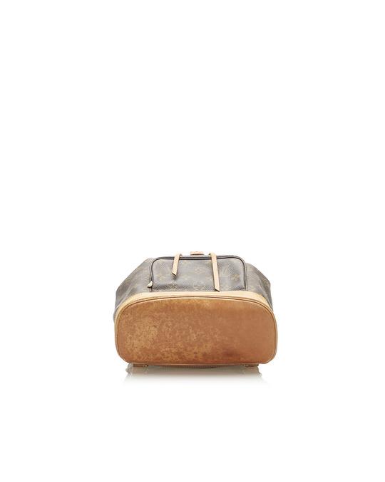 Louis Vuitton Louis Vuitton Monogram Mini Montsouris Brown