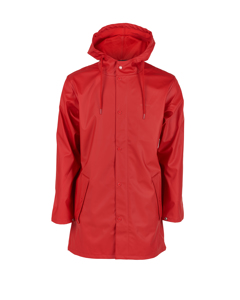 Wings Monocrome Rainjacket 050/red