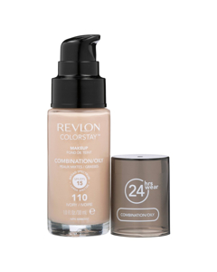 Revlon Colorstay Makeup Combination/oily Skin - 110 Ivory 30ml