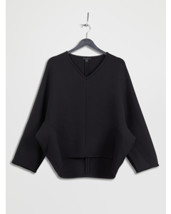 Cl M Platter Scuba Sweat Black