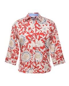 Chaps Floral Shirt